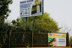 Konstrukcje reklamowe Wyszków